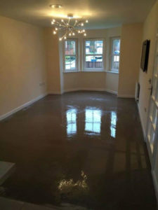 Professional floor fitting from All Floors Glasgow