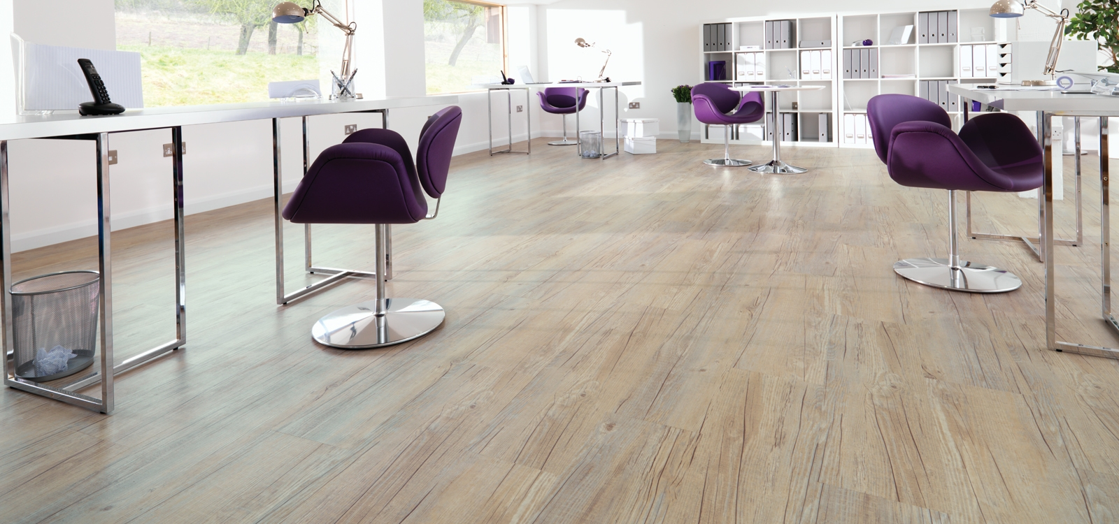 Your Guide To Commercial Karndean Flooring All Floors Glasgow